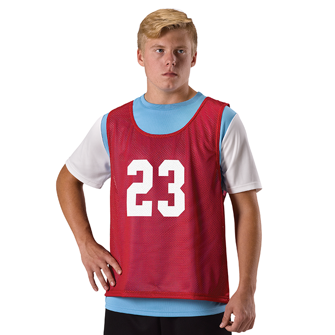 Adult Training Scrimmage Soccer Bib