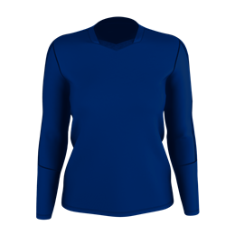 Girls Dig Long Sleeve Volleyball Jersey