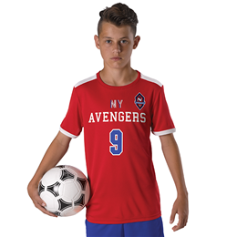 Youth Header Soccer Jersey