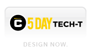 5 Day Tech Tee > Design Now