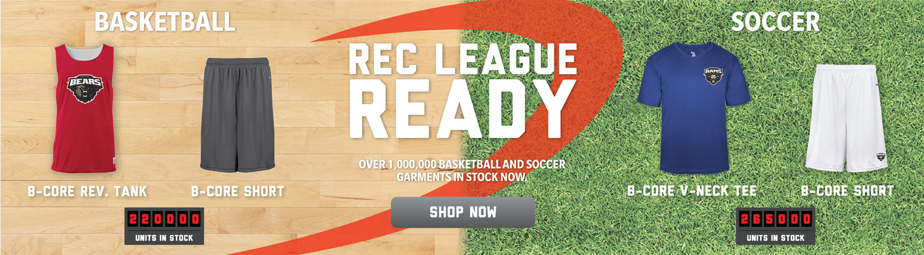Summer Rec League Collection