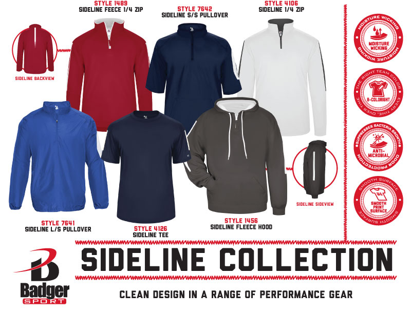 Badger Flyer - Sideline Collection