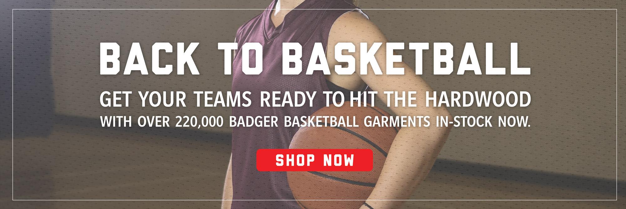 Back to Basketball