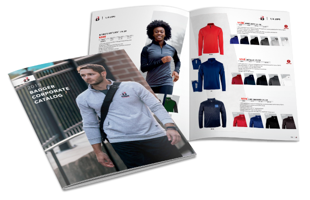 Badger Sports Corporate Catalog 2018