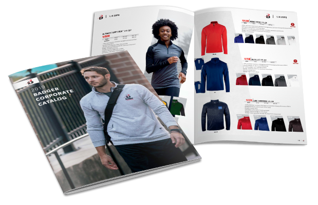 Badger Sports Corporate Catalog 2019