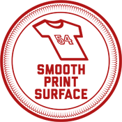 Smooth Print Surface