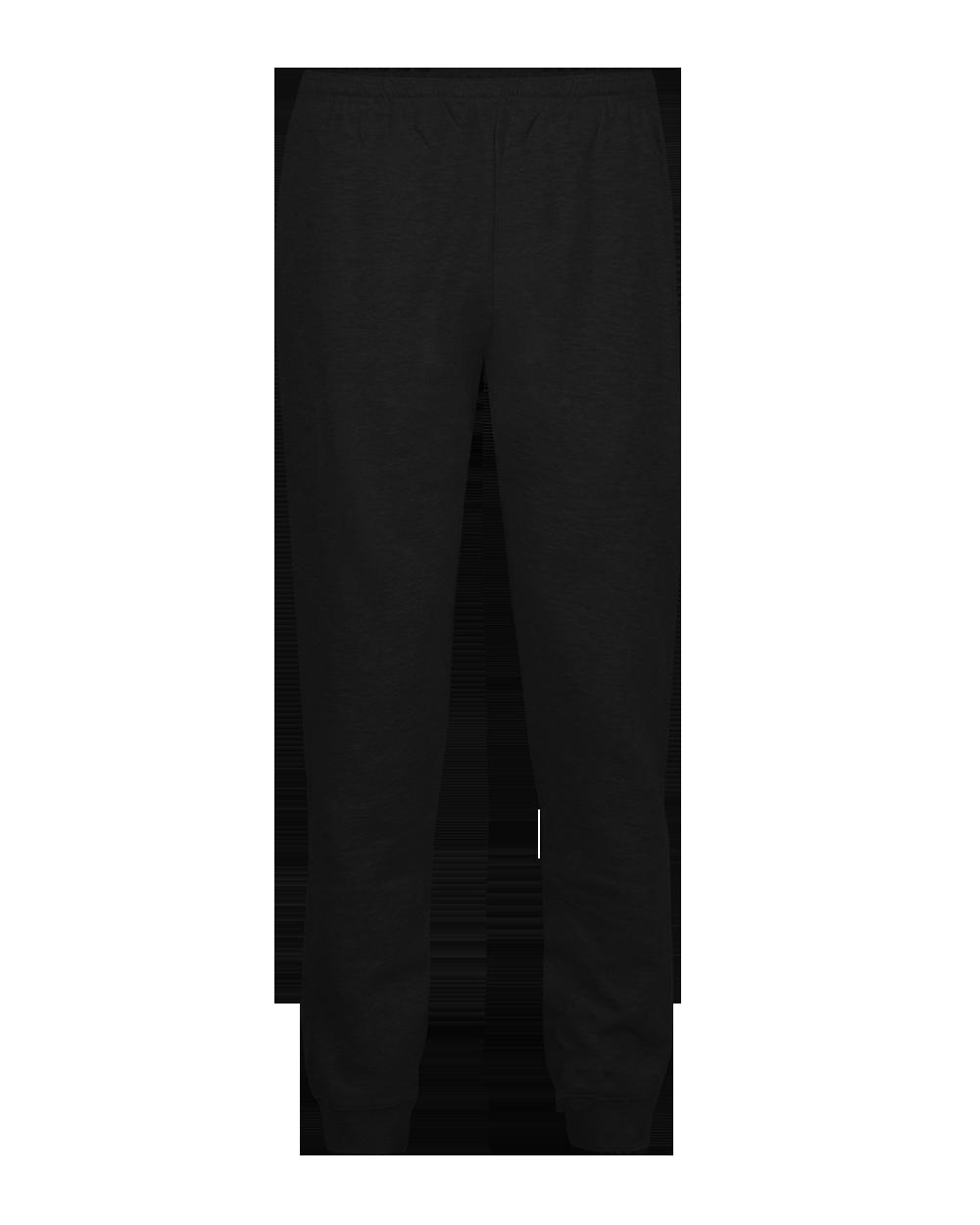 Athletic Fleece Jogger Pant - Black