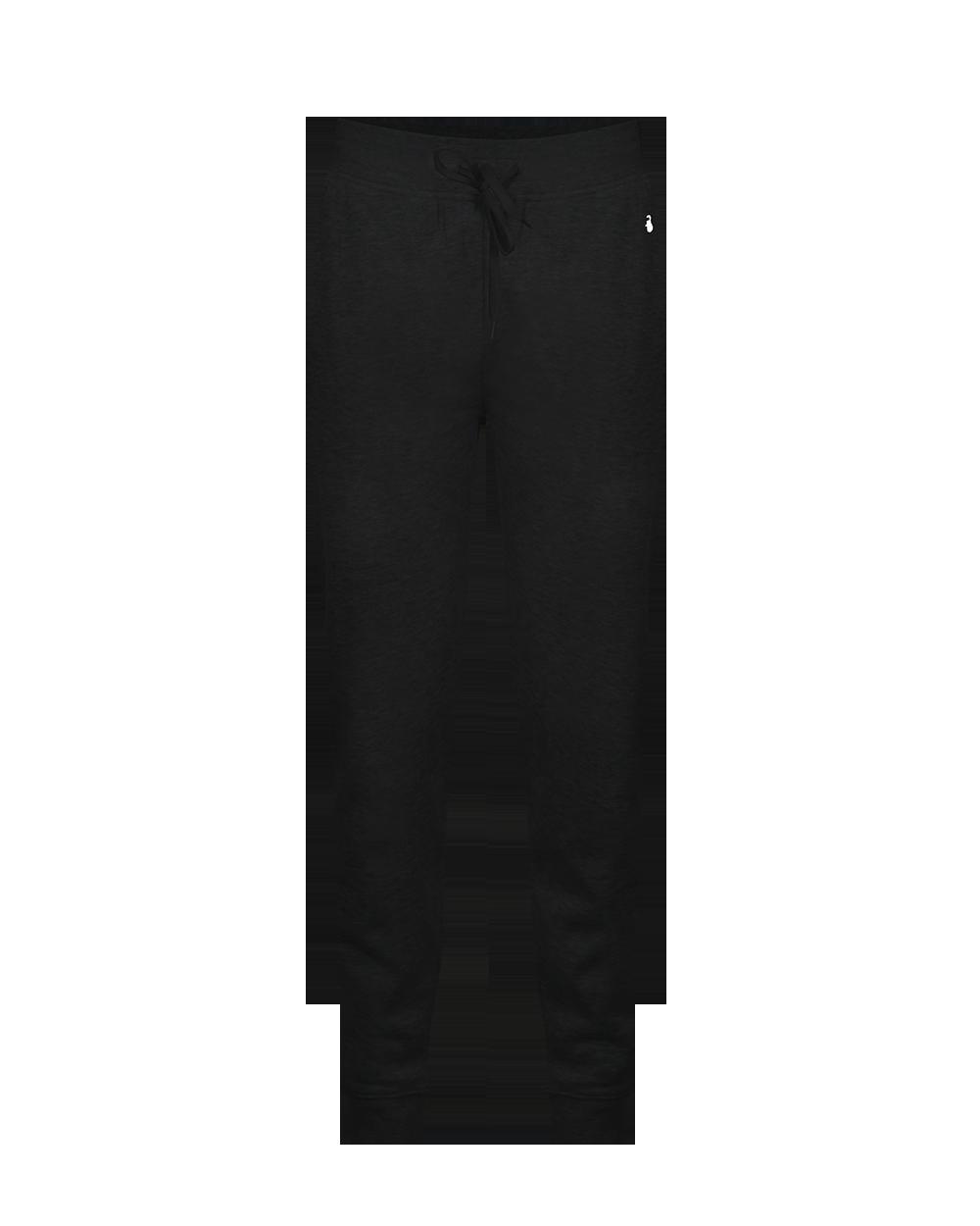 Athletic Fleece Women's Jogger Pant - Black