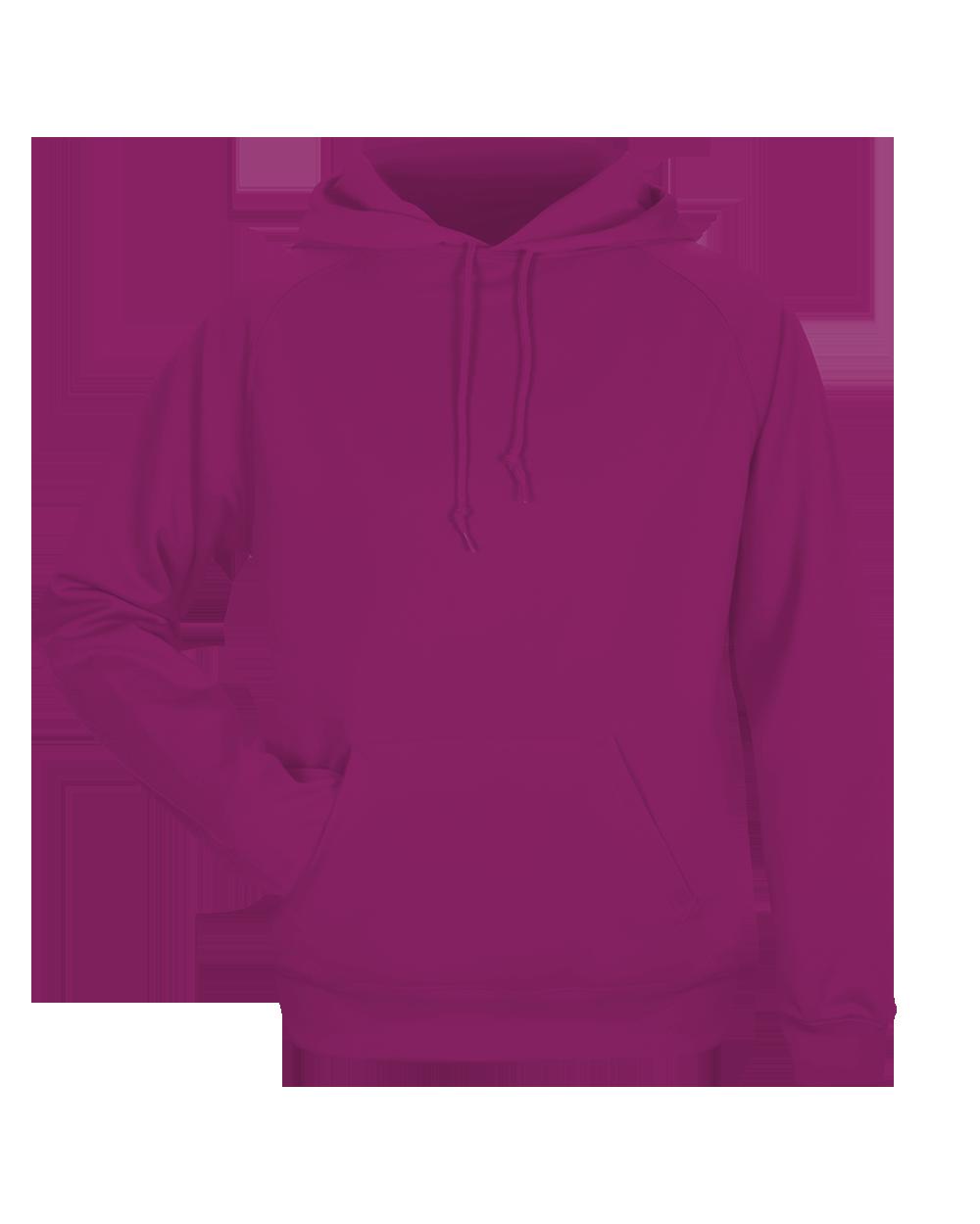 Perf. Fleece Women's Hood - Hot Pink