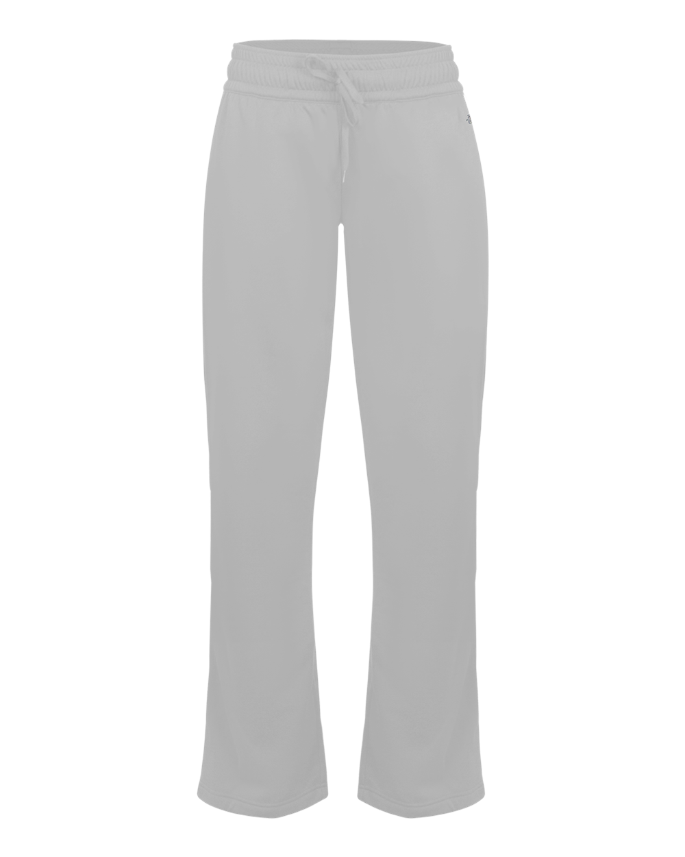 Poly Fleece Women's Pant - Silver