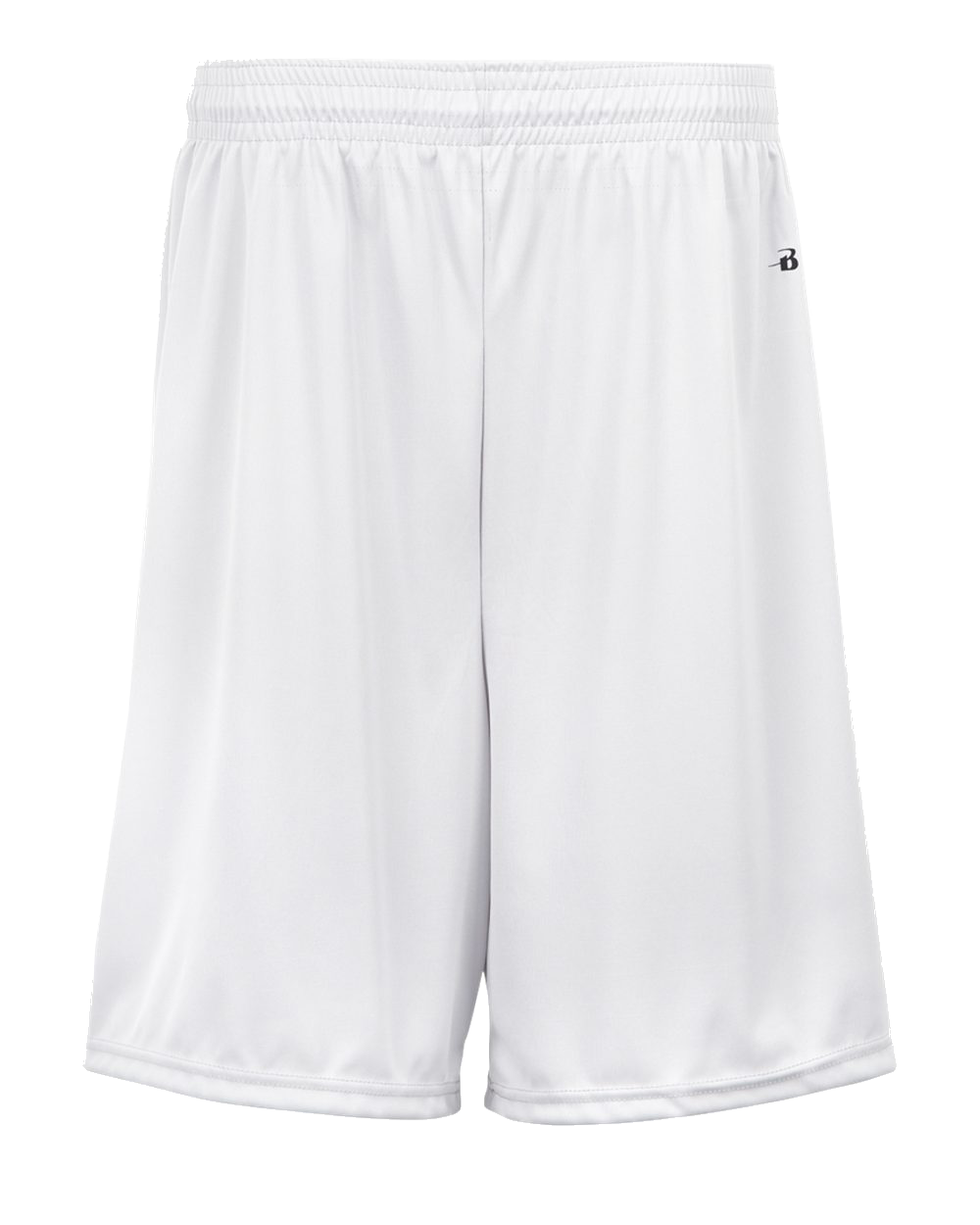 B-Core 6 Inch Youth Short - White