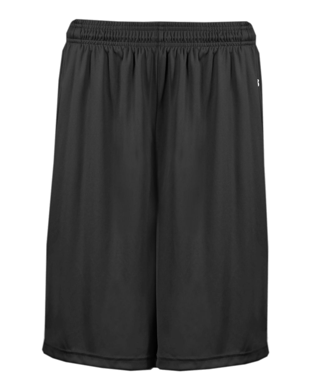 B-Core Pocketed Youth 7 Inch Short - Black