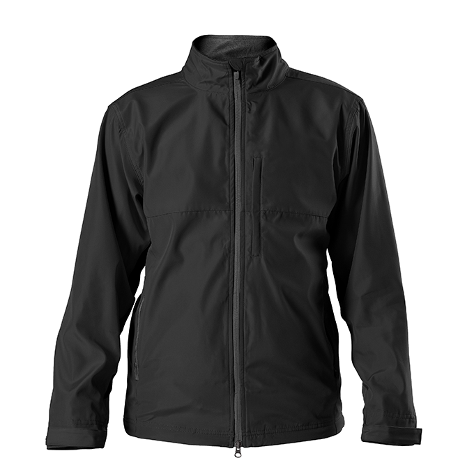 RainResist Youth Jacket - Black/Graphite