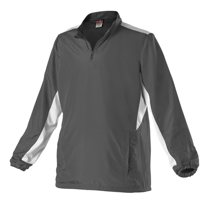 Womens Multi Sport Jacket - Charcoal Solid/ White