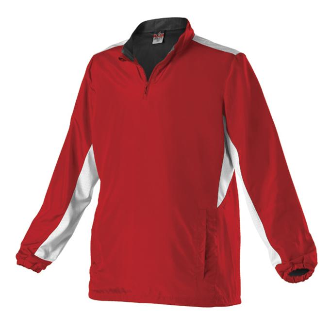 Womens Multi Sport Jacket - Red/White