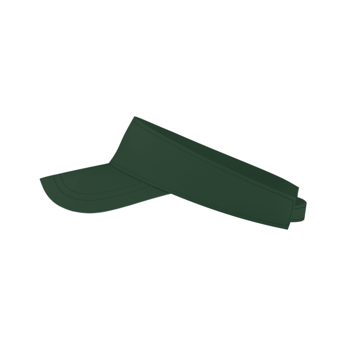 Youth Fastpitch Visor - Forest