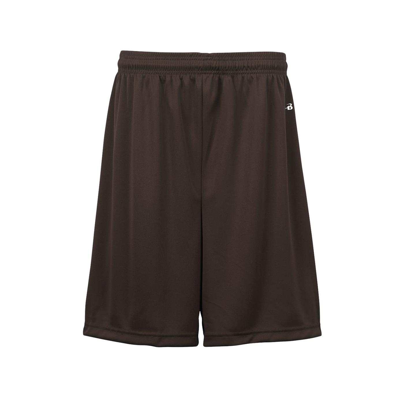 B-Core 7 Inch Short - Brown