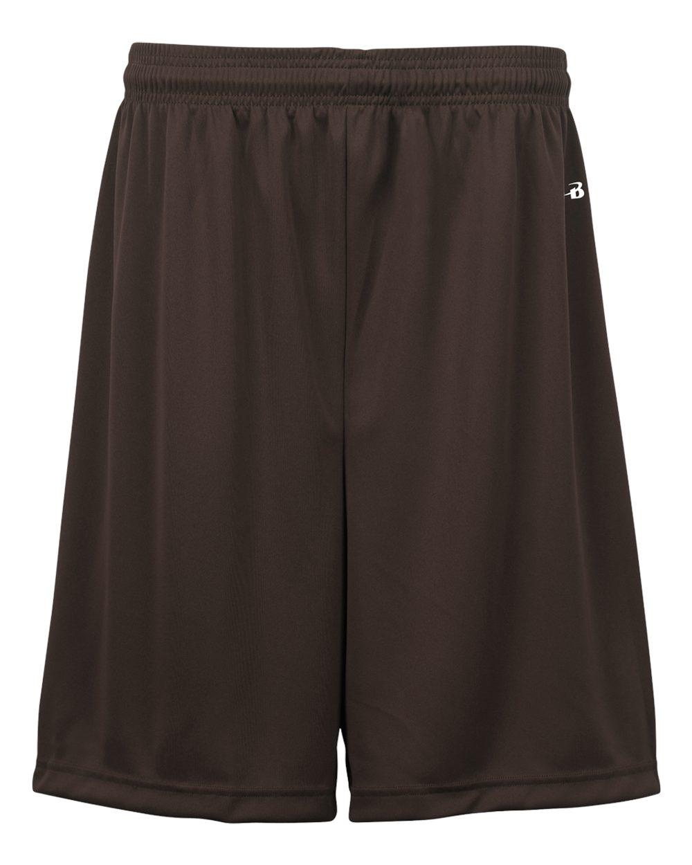 B-Core 9 Inch Short - Brown