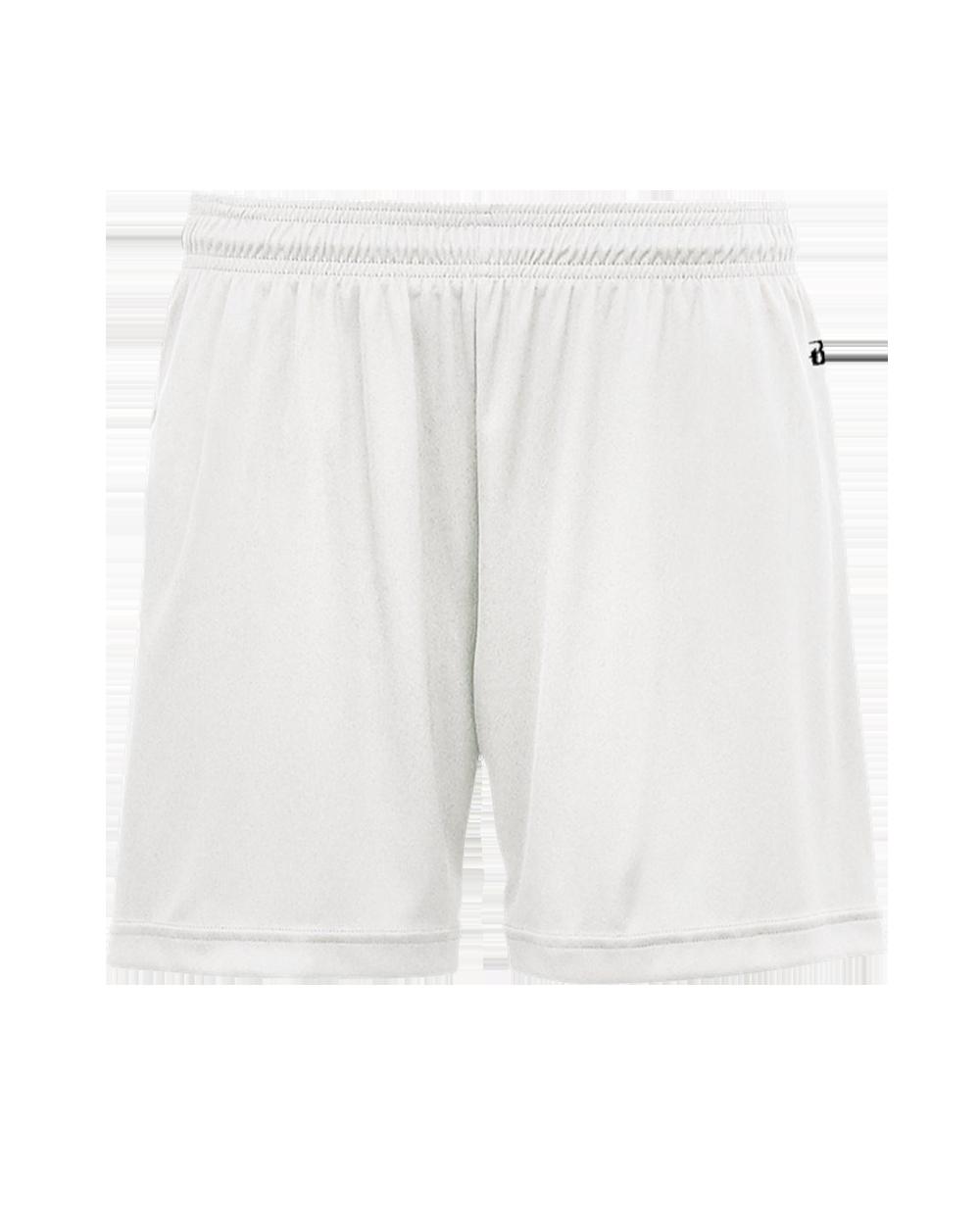 B-Core Women's Short - White