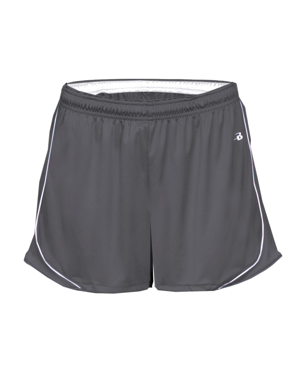 Pacer Women's Short - Graphite/White