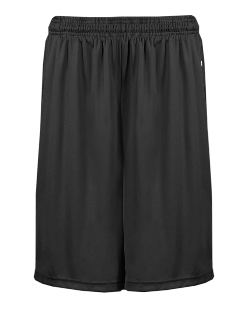 B-Core Pocketed 10 Inch Short - Black