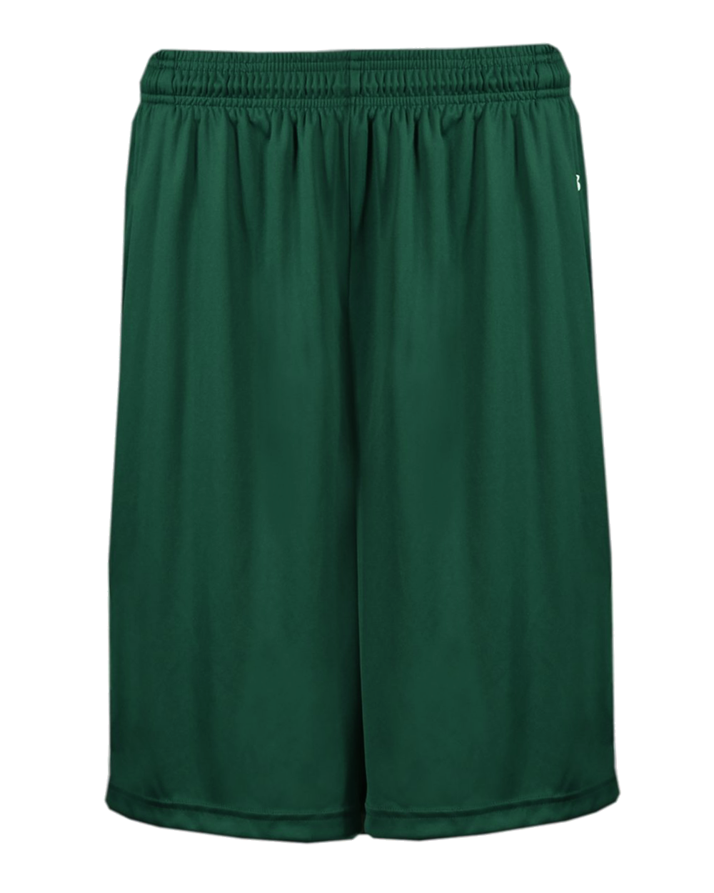 B-Core Pocketed 10 Inch Short - Forest