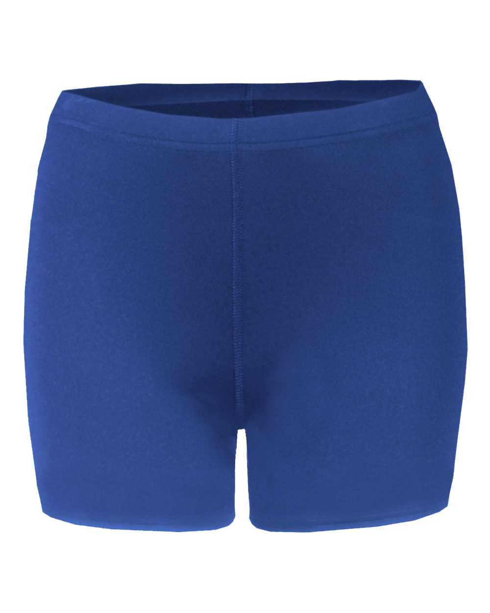 Compression Women's 4 Inch Short - Royal