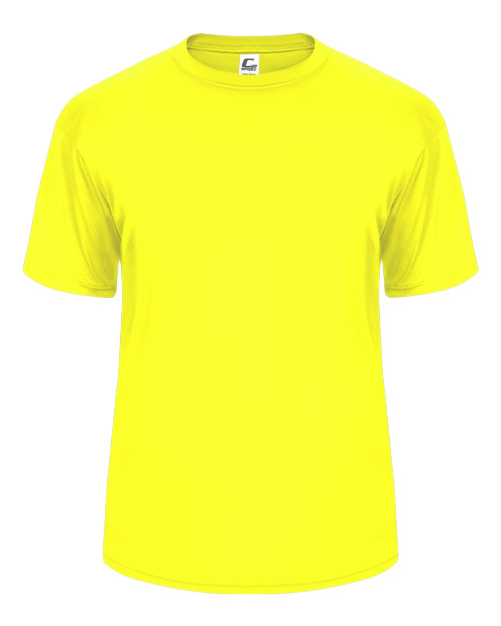 C2 Tee - Safety Yellow