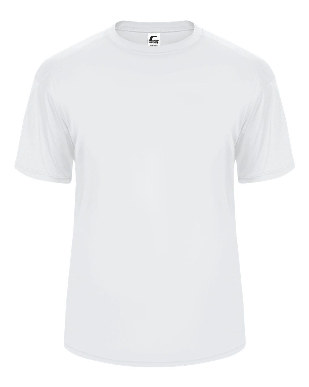 C2 Tee - White (005100WH)