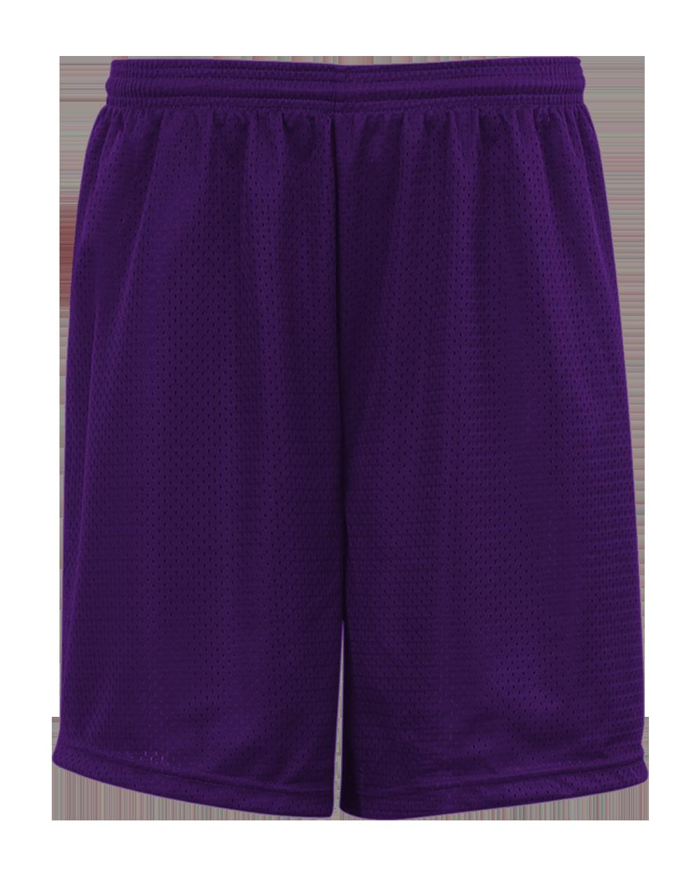 C2 Mesh 7 Inch Short - Purple