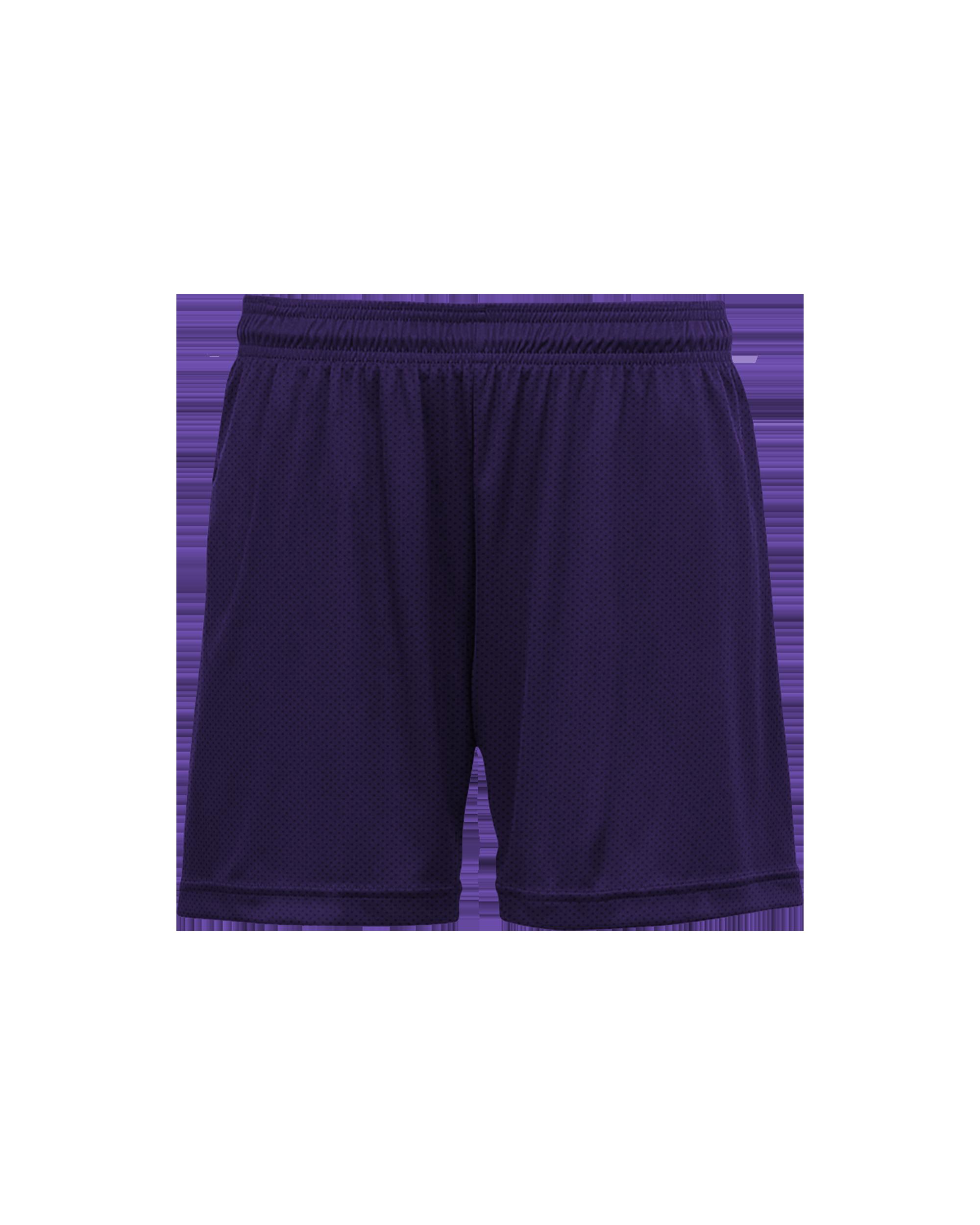 Mesh Women's Short - Purple