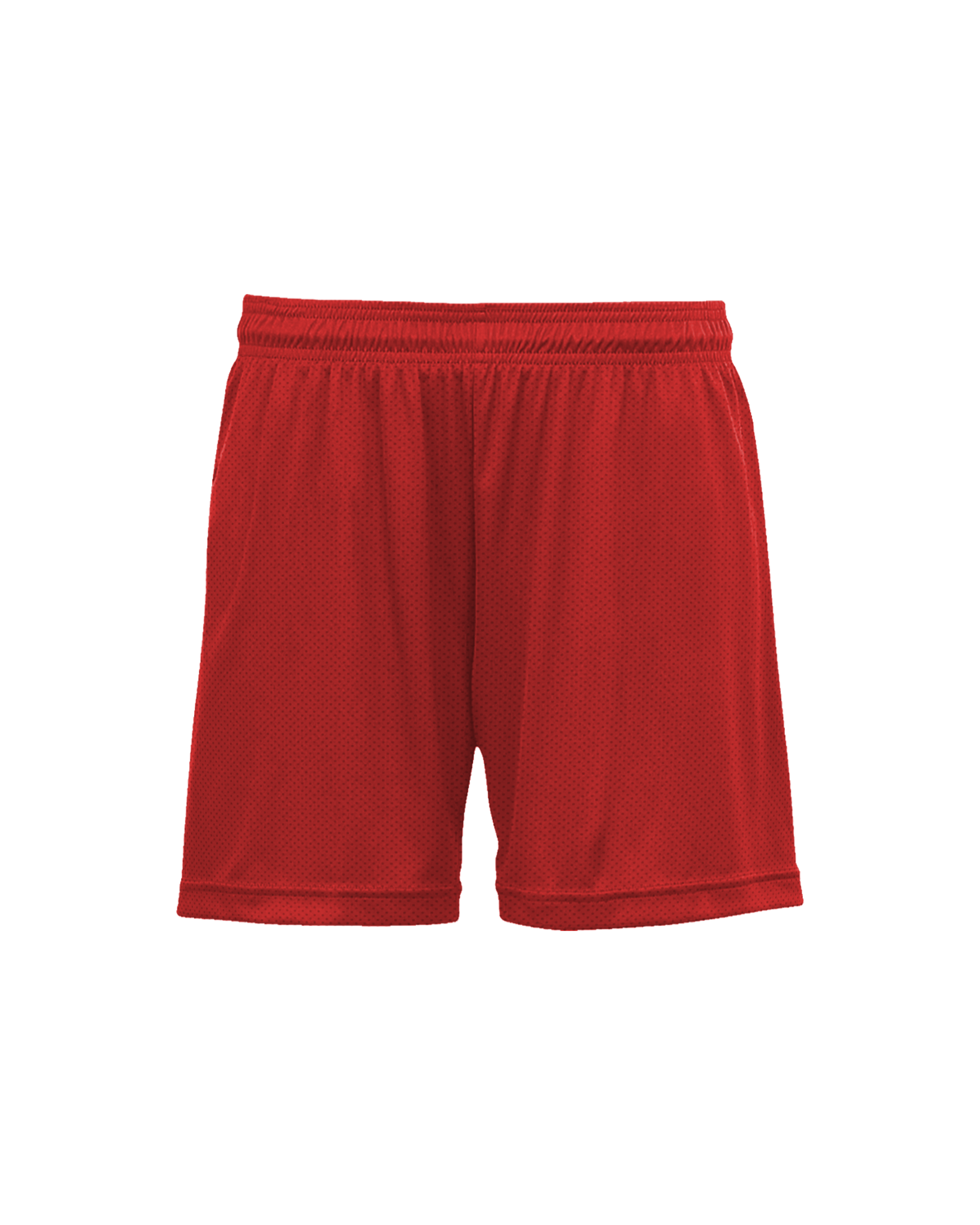 Mesh Women's Short - Red