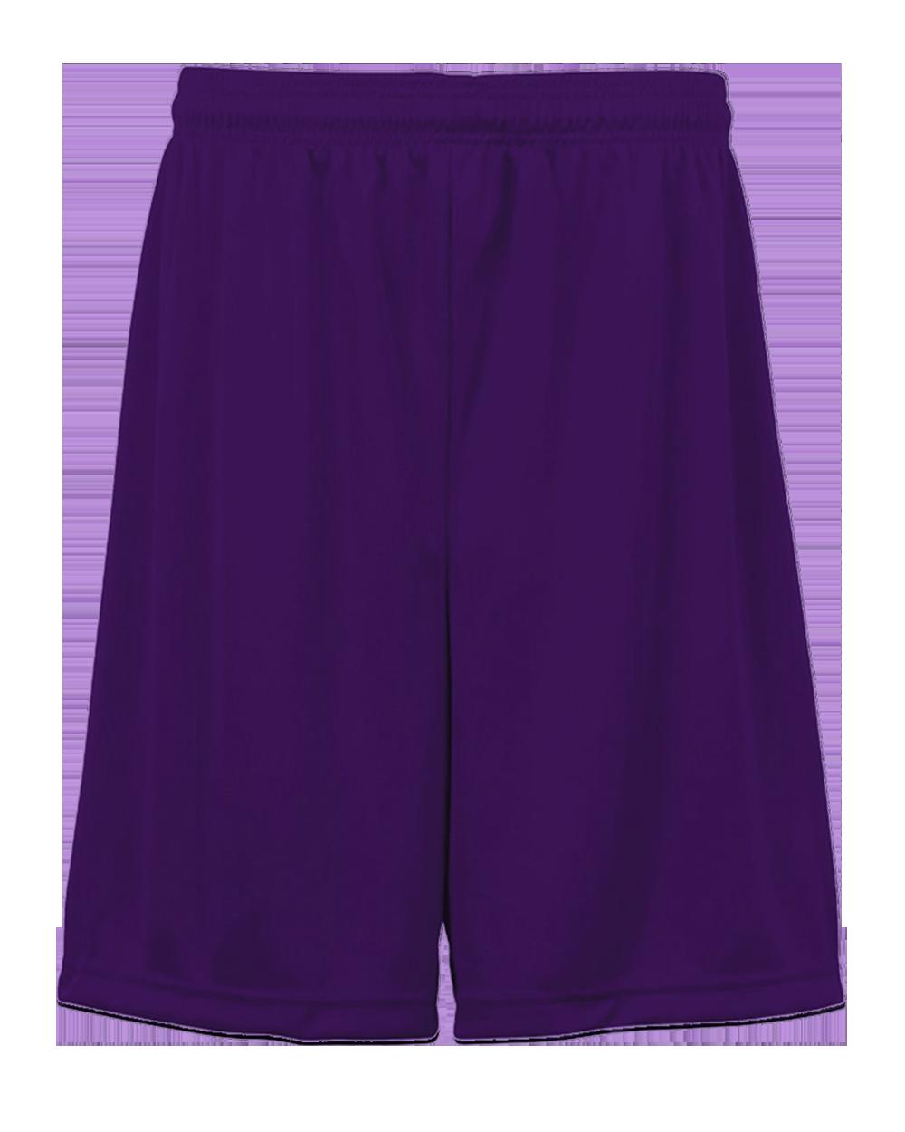 C2 Performance 7 Inch Short - Purple (005127PU)