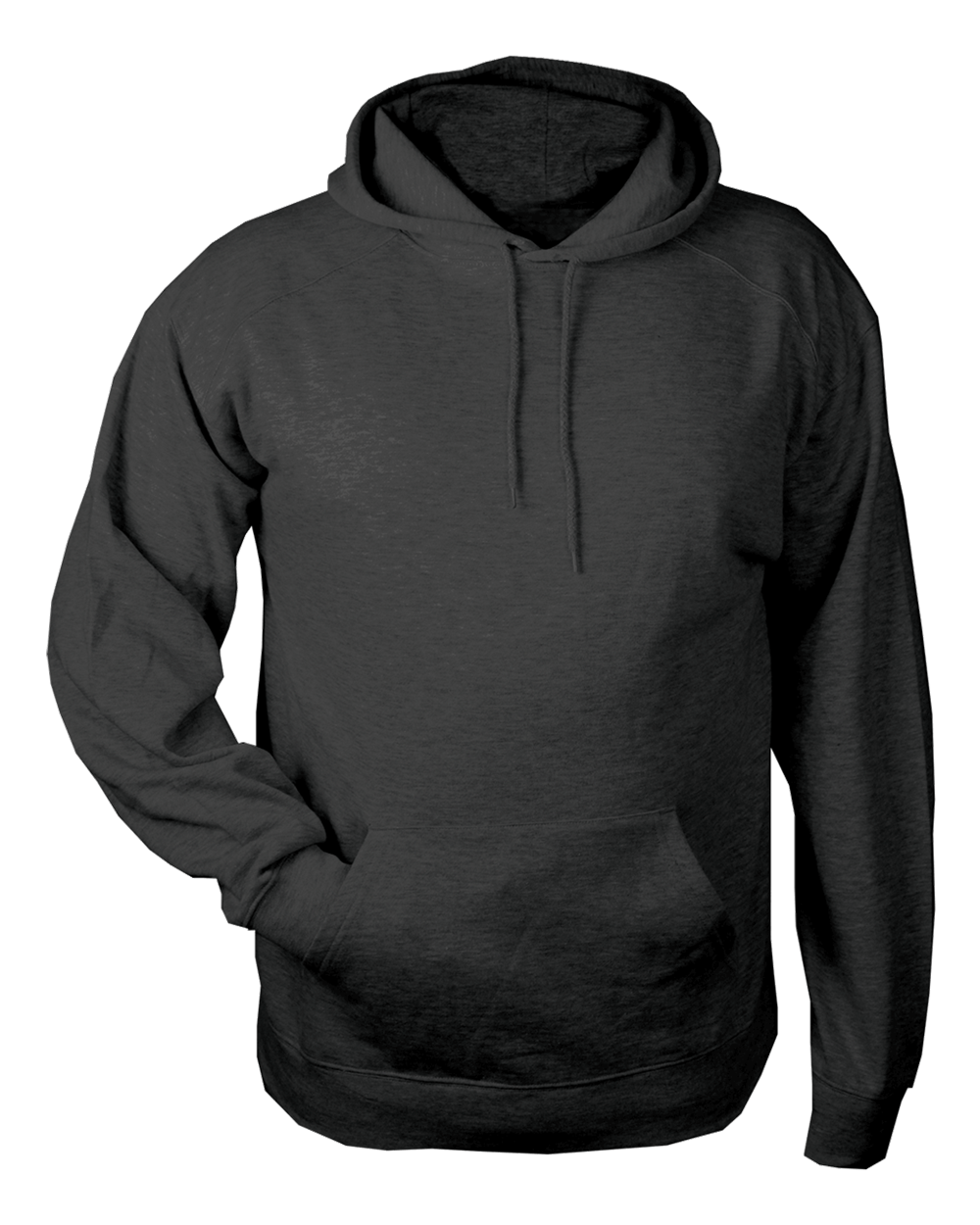 C2 Fleece Hood - Black