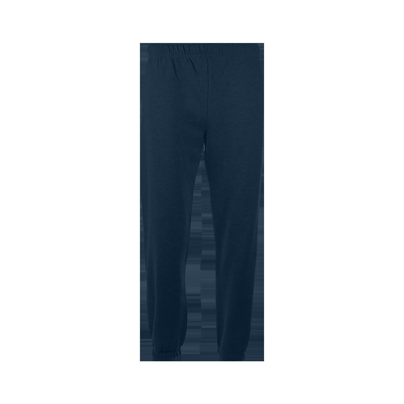 C2 Fleece Youth Elastic Bottom Pant - Navy