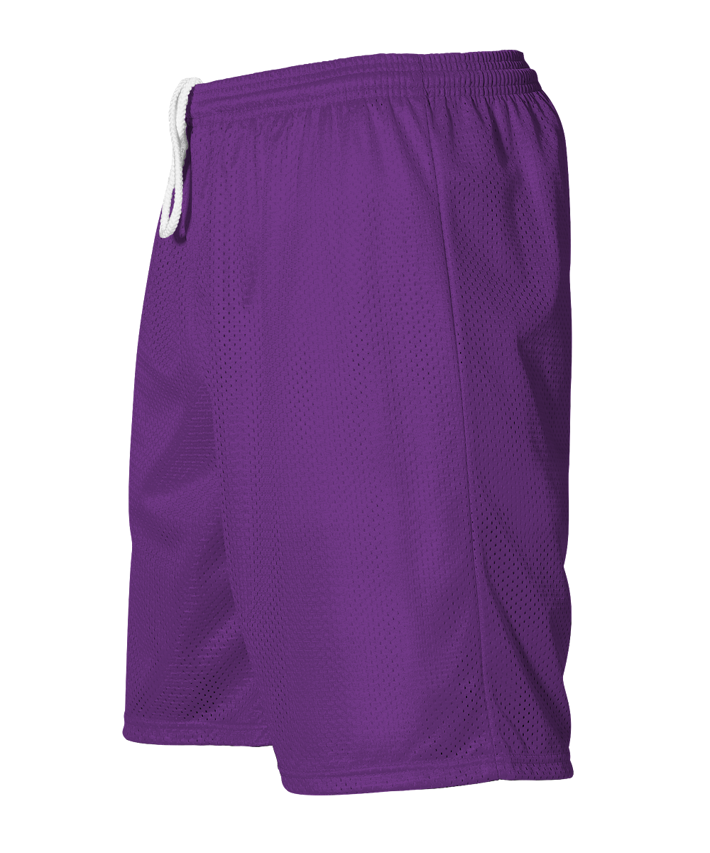 Youth Extreme Mesh Short - Purple