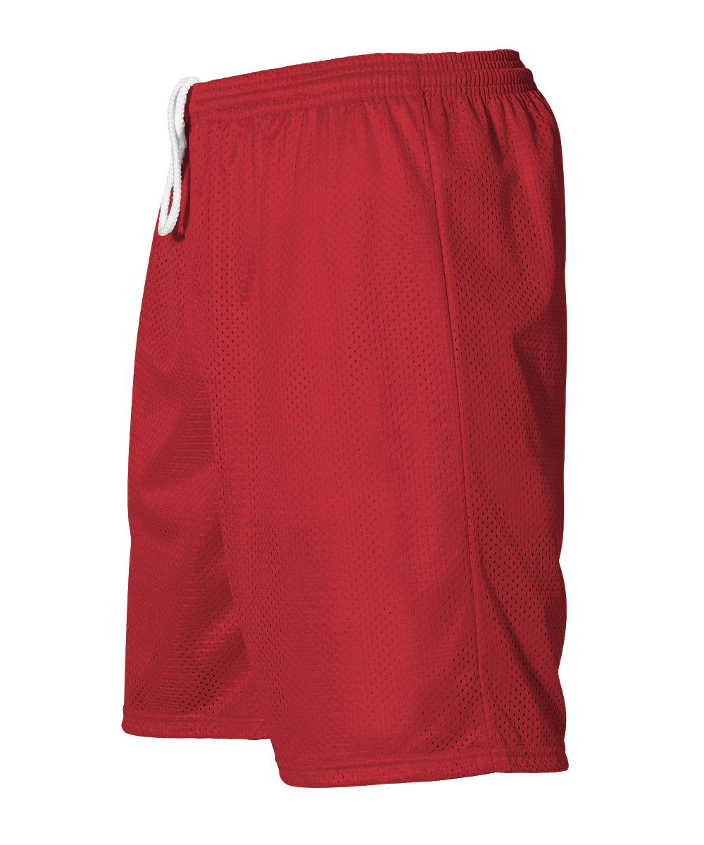 Youth Extreme Mesh Short - Red