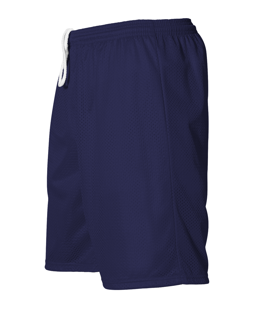 Adult Mesh Short - Navy