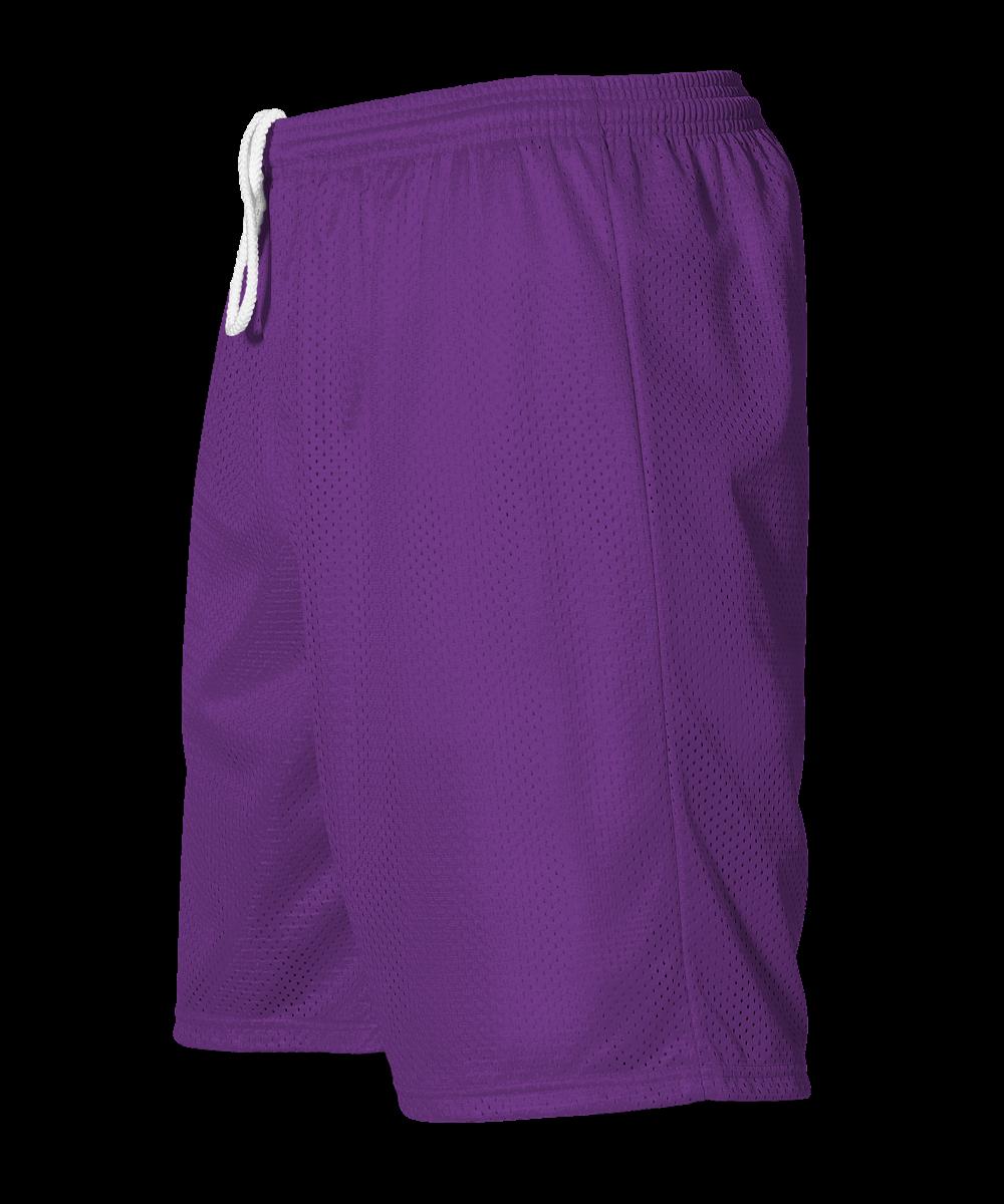 Adult Mesh Short - Purple