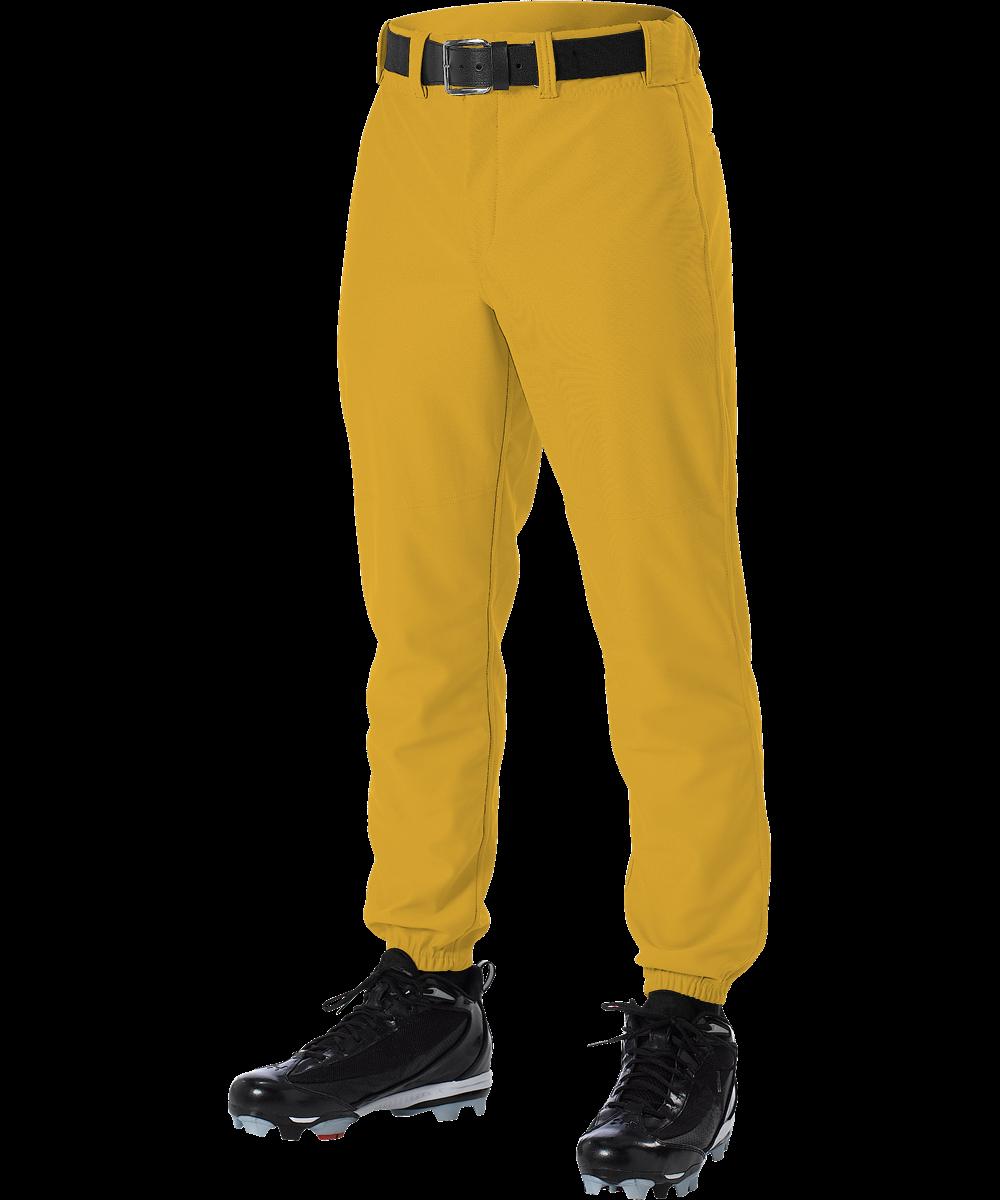 Youth Baseball Pant - Gold