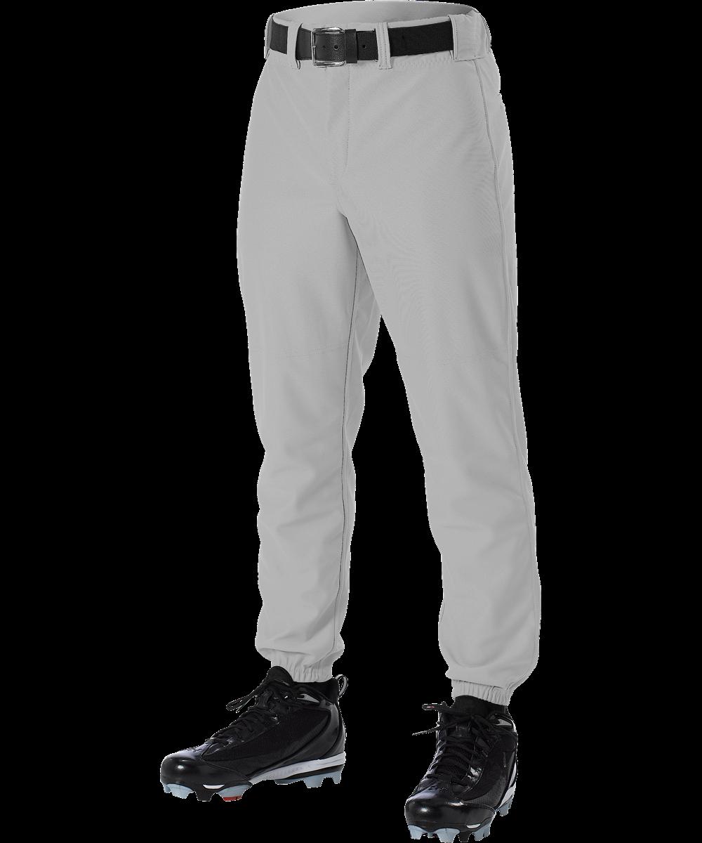 Youth Baseball Pant - Grey