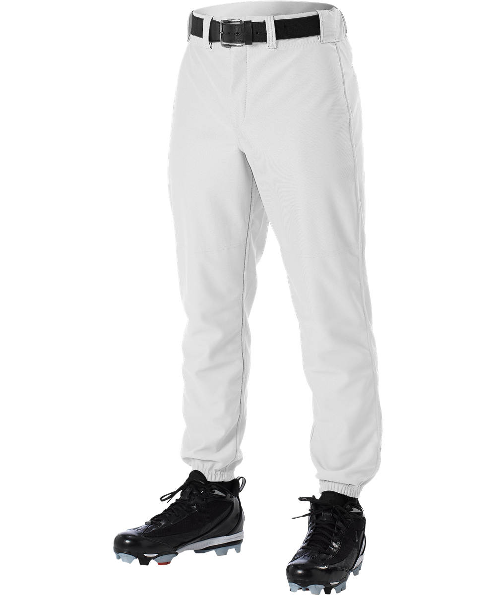 Youth Baseball Pant - White