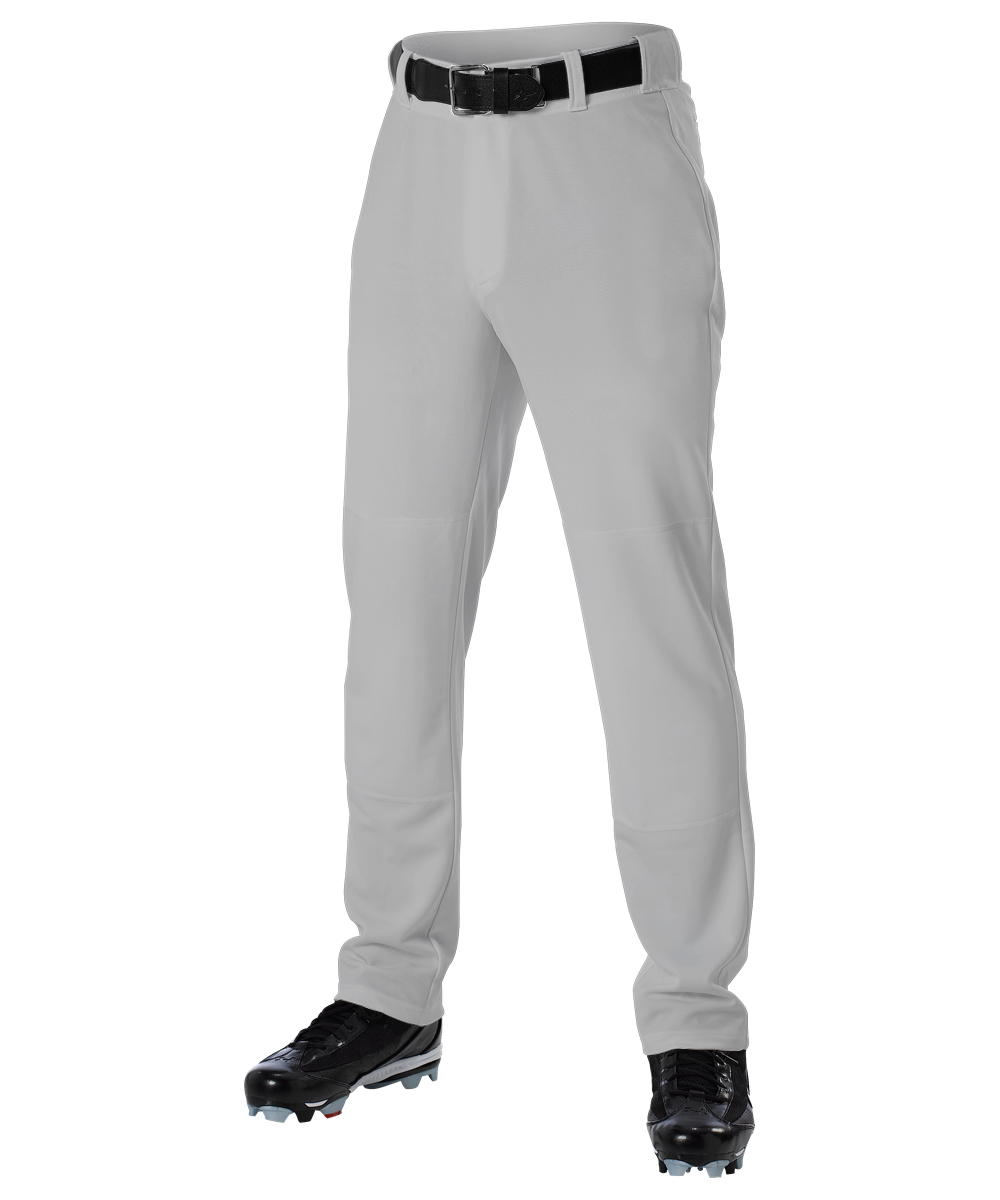 Adult Baseball Pant - Grey
