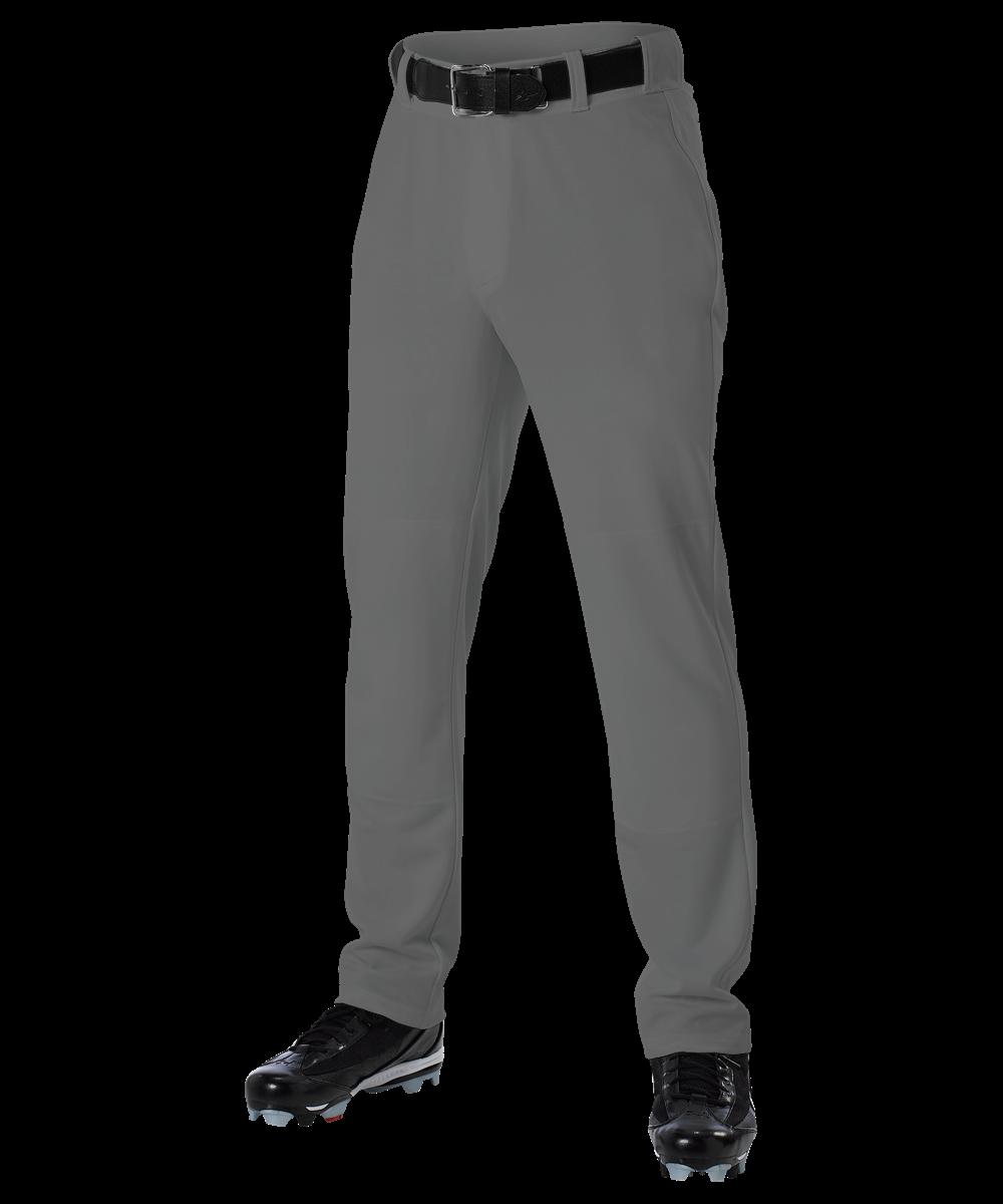 Youth Baseball Pant - Charcoal Solid
