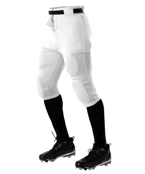 Adult Practice Football Pant - White