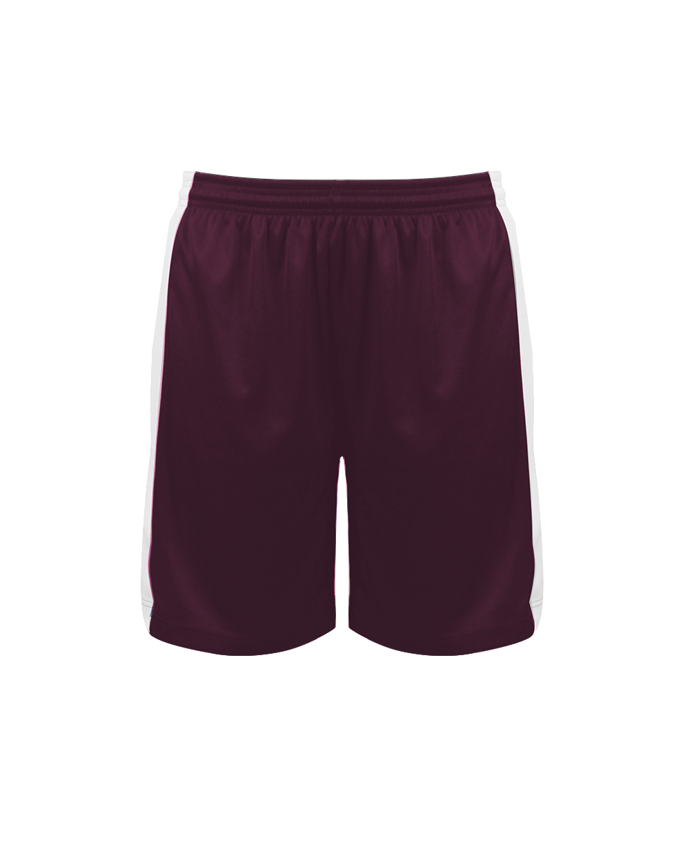 Court Women's Rev. Short - Maroon/White