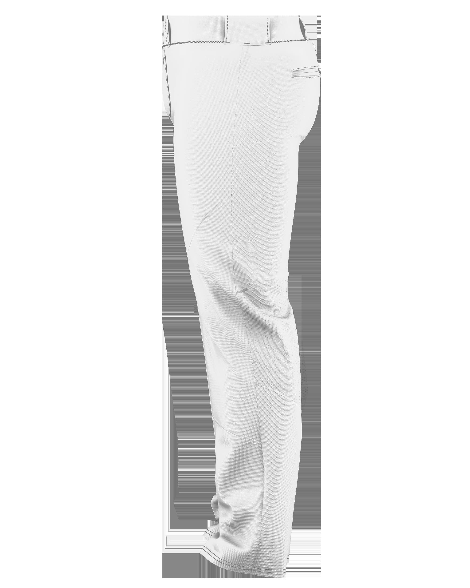 Youth Crush Premier Baseball Pant - White