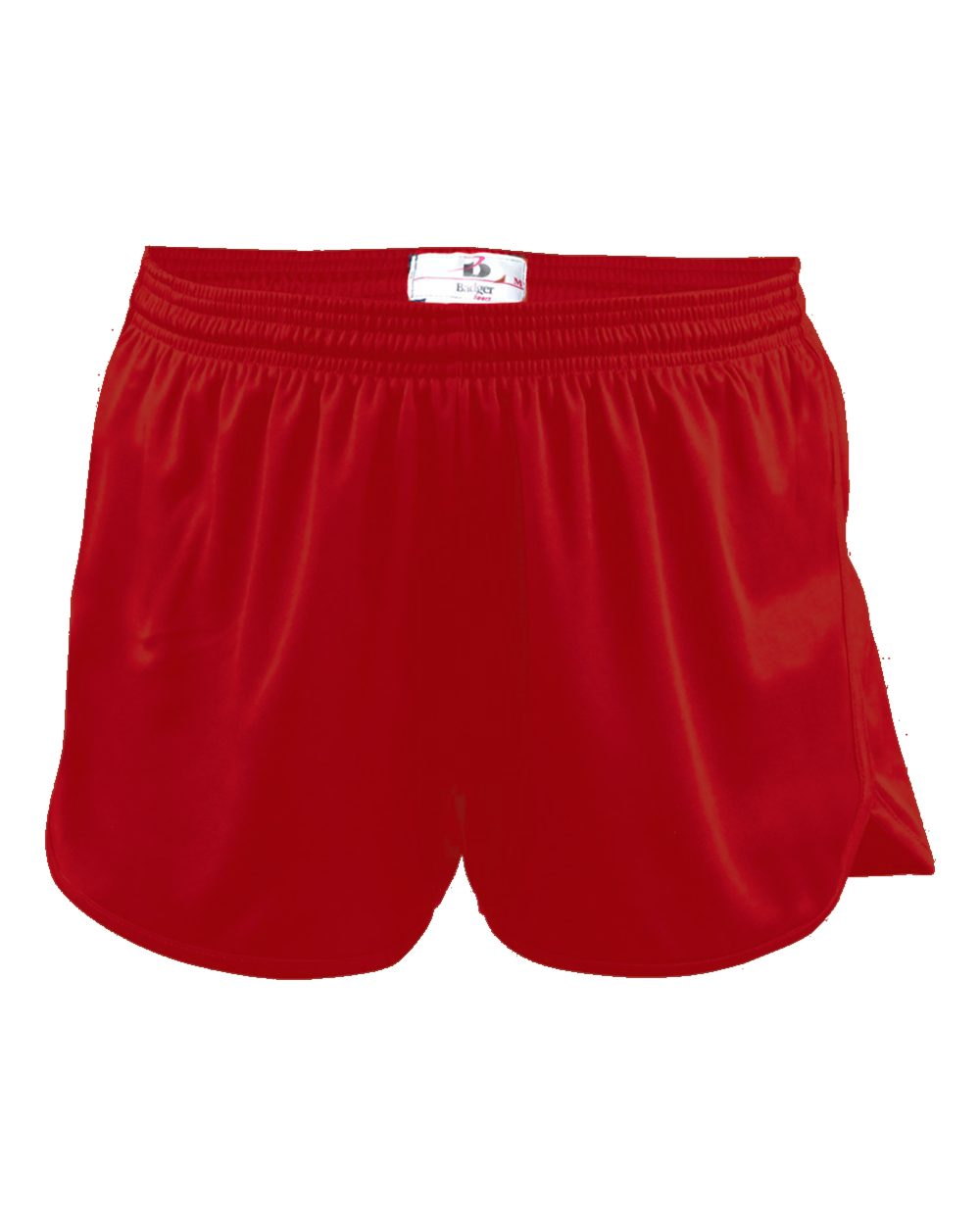 B-Core Track Short - Red