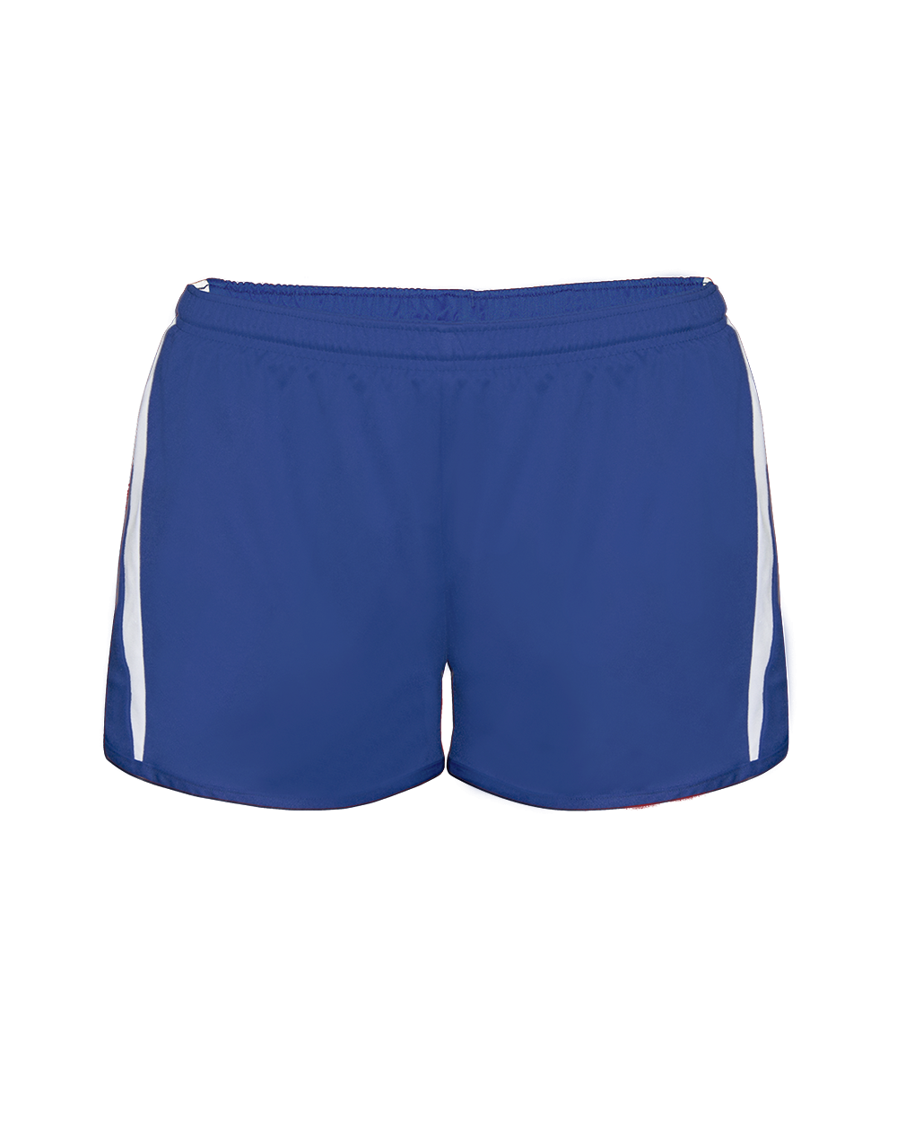 Stride Women's Short - Royal/White