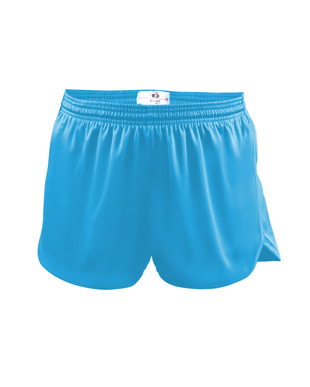 B-Core Women's Track Short - Columbia Blue